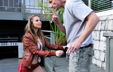 Jillian Janson, Mark Ashley – Bestgehütetes Geheimnis: Remastered – Teens Like It Big (Brazzers)
